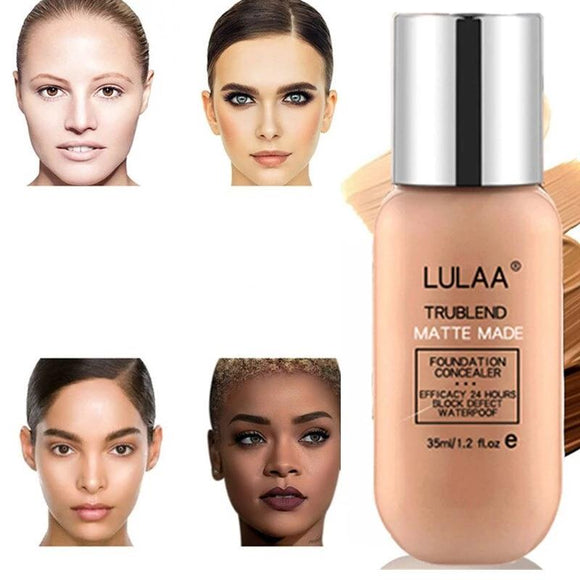 Matte Color Changing Collagen Moisture Foundation by PickAProduct