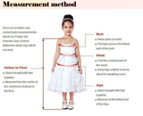 Baby Girl embroidery Silk Princess Dress for Wedding