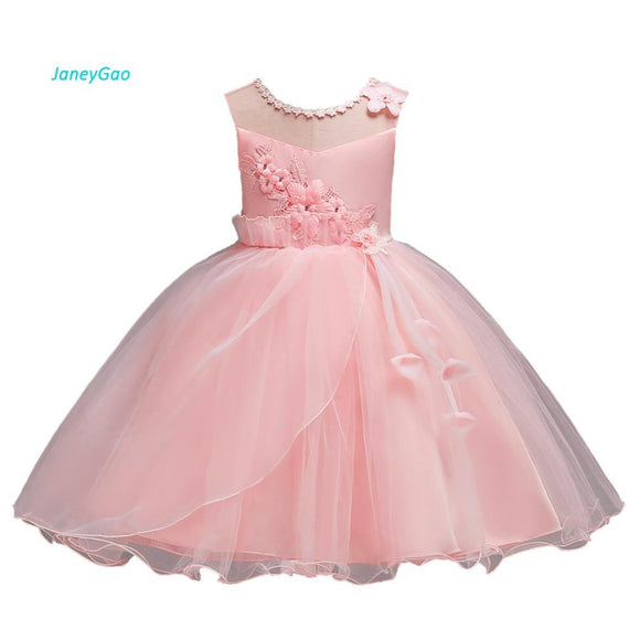 Flower Girl Dresses For Wedding Party - little-darling-fashion-online