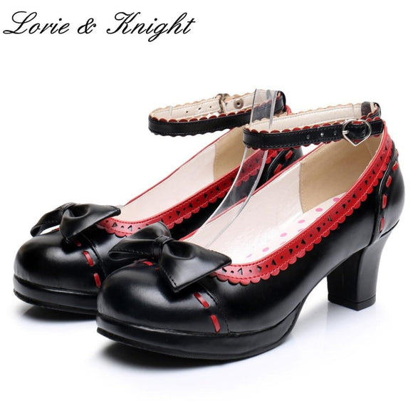 Sweet Princess Mary Jane Lolita Cosplay Shoes by Pick a Product