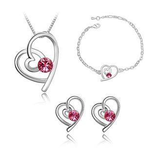 NO MINIMUM ORDER Christmas gift Free shipping Jewelry Set