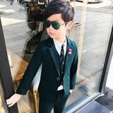 New Arrival Fashion Boys Kids 3PCS Blazers Wedding by Pick a Product