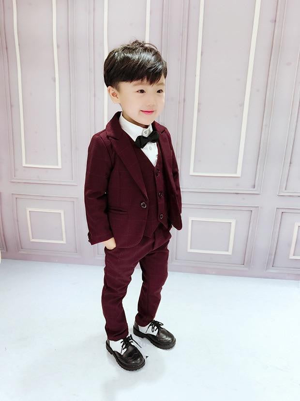 41227c769b01 New Children Suit Baby Boys Suits Kids Blazer Boys by Pick a Product