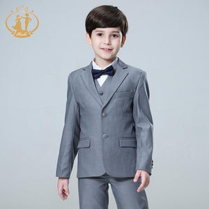 Boys Terno Suit for Wedding/Events - little-darling-fashion-online