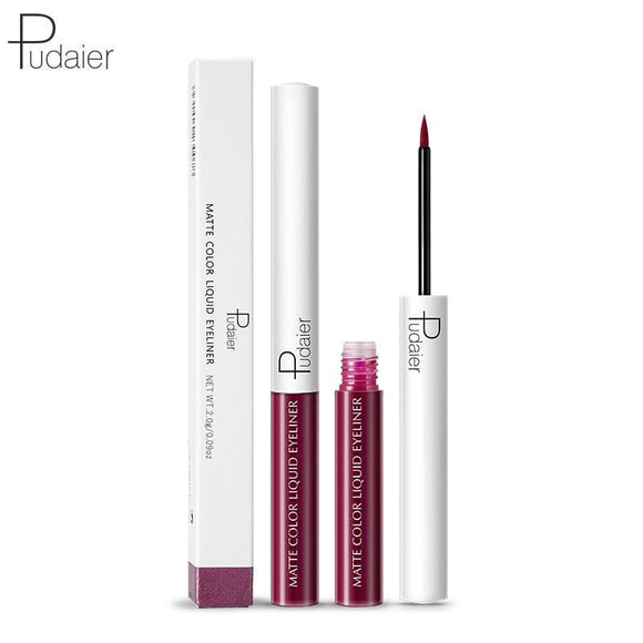 PUDAIER 15 Color Highlight Liquid Eyeliner - little-darling-fashion-online
