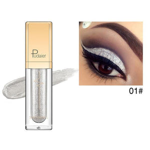 Pink Liquid Metallic Glitter Eyeshadow by Pick a Product