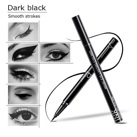 Pudaier Black Waterproof Liquid Eyeliner - little-darling-fashion-online