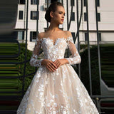 Vesido De Novia 2019 Wedding Dress - little-darling-fashion-online