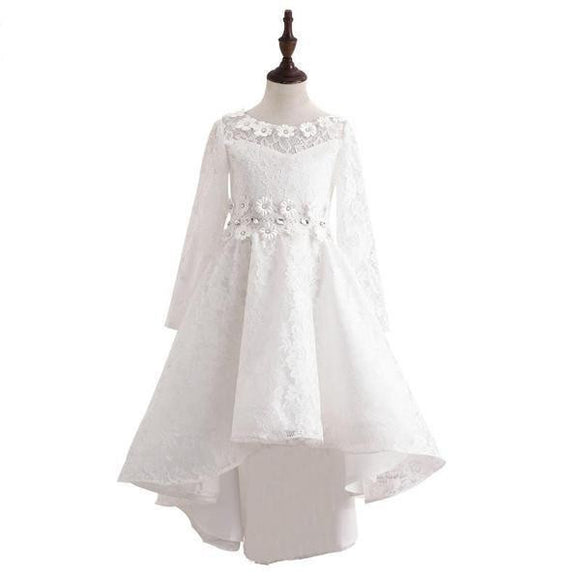 Vestido Daminha High-Low Flower Girl Dress by Pick a Product