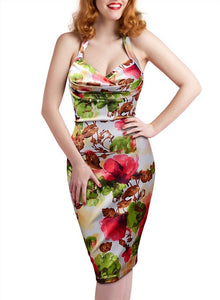 Women Sexy Halter Club Party Dress 2019 - little-darling-fashion-online