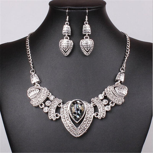 ZOSHI Fashion Crystal Heart Jewelry Sets by Pick a Product