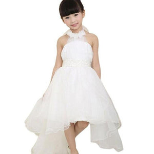 Princess Flower Girl Dress for Weddings and Party (1-7 Years) - little-darling-fashion-online