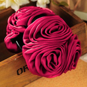 Korean 1 X Elegant Flower Hair Claw by PickAProduct