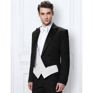 3 Piece Italian Terno Wedding Suit by Pick a Product