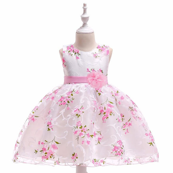 Flower Girl Dresses Pink Green Gray Cap Sleeves by Pick a Product