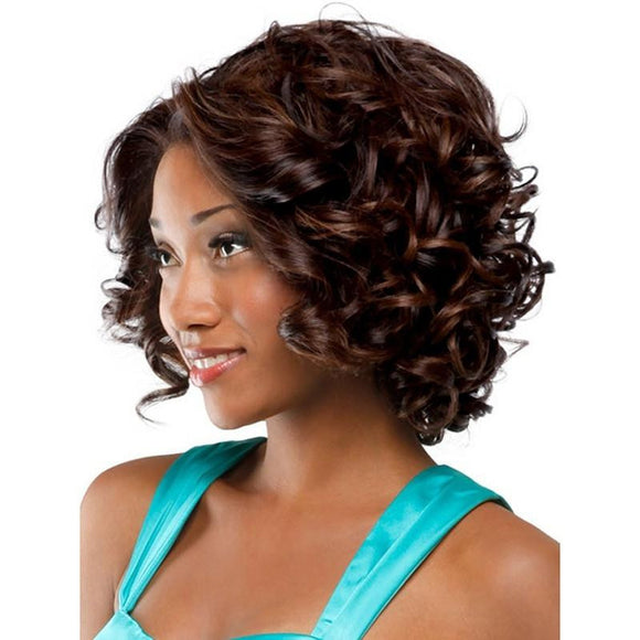 Womens Short Curly Hair Fashion Bouffant Wigs by Pick a Product