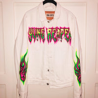 Custom Name Reaper Jacket