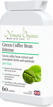 Load image into Gallery viewer, Green Coffee Bean Intense