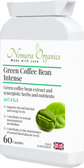 Green Coffee Bean Intense