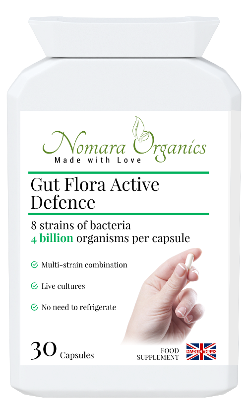 Gut Flora Active Defence