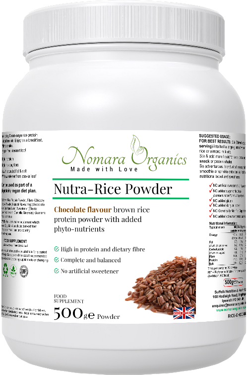 Nutra-Rice Powder