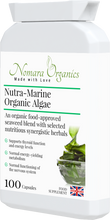 Load image into Gallery viewer, Nutra-Marine Organic Algae