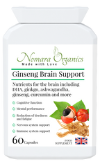 Gingseng Brain Support