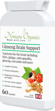 Load image into Gallery viewer, Gingseng Brain Support