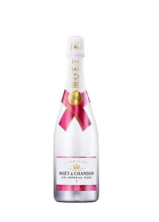 Moet & Chandon - Ice Imperial Rose (75 cl)
