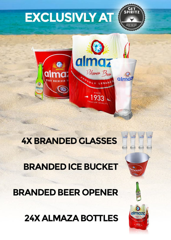 Almaza Case-of-24 Package