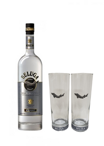 Beluga Noble Vodka Mini-pack (70 cl)