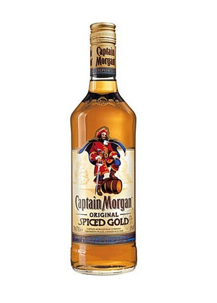 Captain Morgan Spiced Gold 35° (1L)