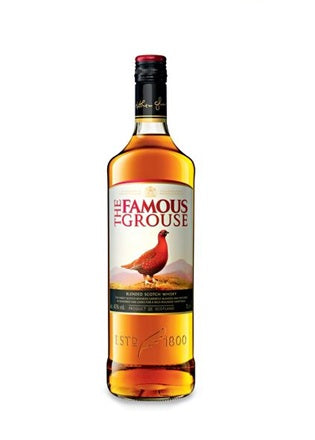 Famous Grouse Blended Scotch Whiskey (70 cl)