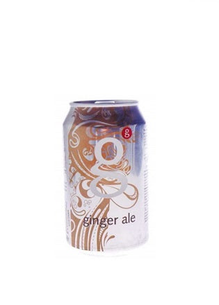 G Ginger Ale (33 cl)