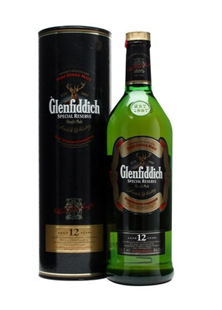 Glenfiddich Special Reserve - Single Malt 12YO (70 cl)