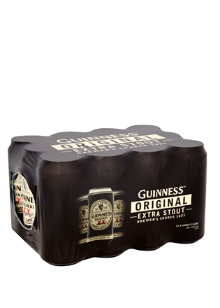 Guinness Draught Can - (12 Pack)