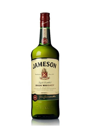 Jameson Irish Whiskey (1L)