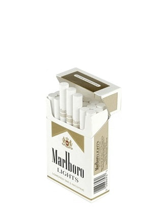 Marlboro gold (lights)