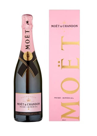 Moet et Chandon Imperial Rose (75 cl)