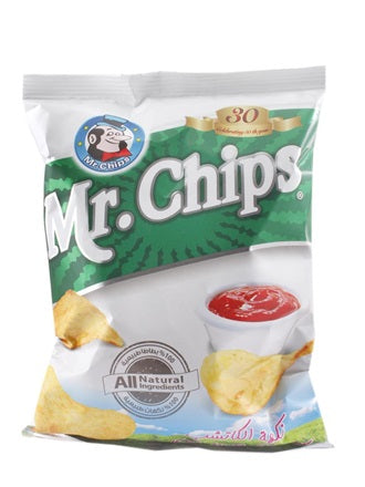 Mr Chips - Ketchup