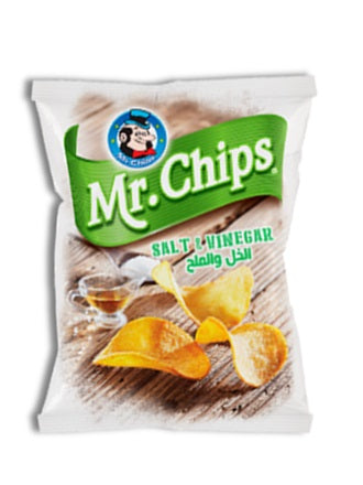 Mr Chips - Vinegar