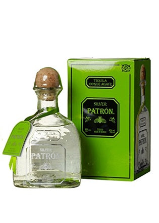 Patron Silver Tequila (1L)