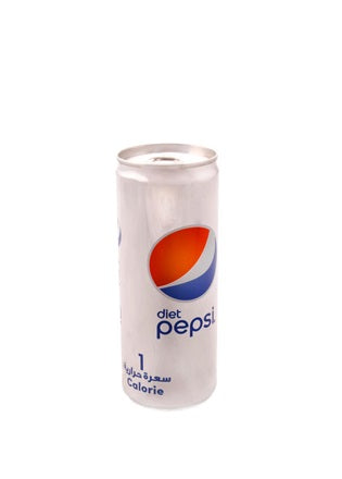 Pepsi Diet Can (25 cl) Six-pack
