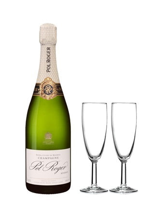 Pol Roger Champagne Package