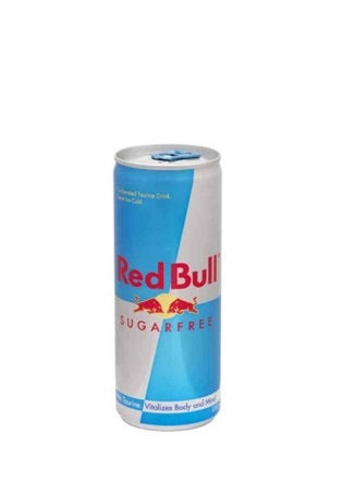 Red Bull Sugar free (25 cl)