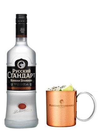 Russian Standard Copper Mug Pack (1.5L)