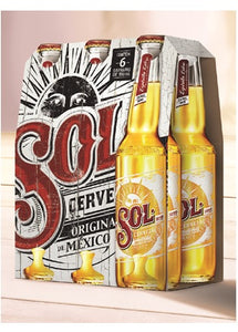 Sol - Six-pack Package (33 cl)
