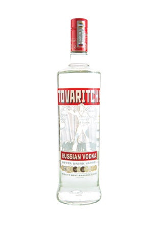 Tovaritch Vodka (1L)