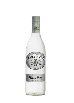 Trader Vic's Silver Rum (75cl)