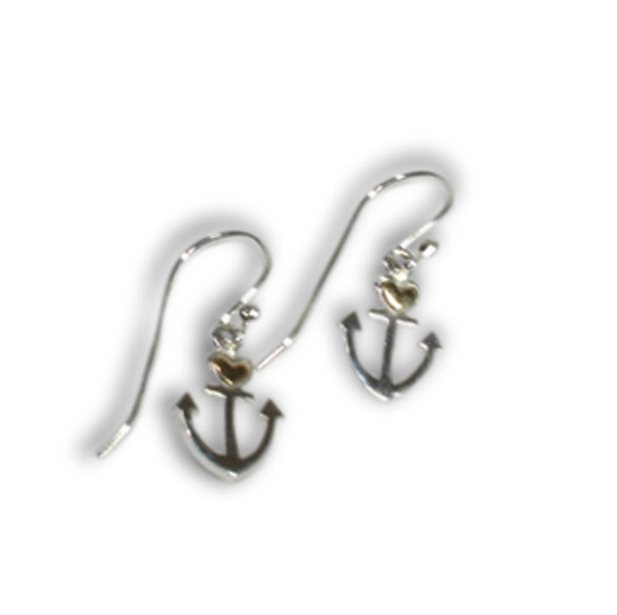 Anchor and Heart Sterllng Jewellery